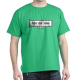 Unter den Linden, Berlin - Germany T-Shirt