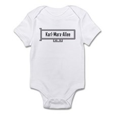 Karl-Marx-Allee, Berlin - Germany Infant Bodysuit