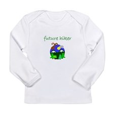 future hiker.bmp Long Sleeve T-Shirt