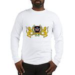 Masonic Blue Lodge Lions Crest Long Sleeve T-Shirt