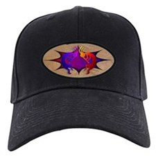 Kokopelli (Fire & Ice) Baseball Hat