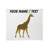 Giraffe Blankets