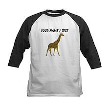 Custom Giraffe Baseball Jersey
