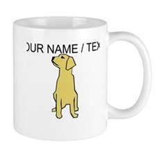 Custom Golden Retriever Mug