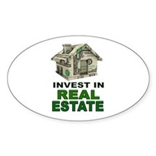 REAL ESTATE Decal
