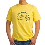 The Chameleon T-Shirt (Green) T-Shirt