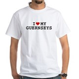 Cute Guernsey women Shirt