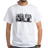 Day of the Dead fandango T-Shirt, more colors! T-S