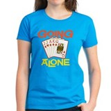 Euchre Going Alone Tee