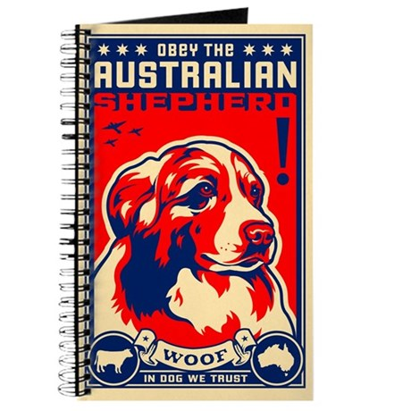 Australian Shepherd World Domination Journal