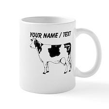 Custom Spotted Cow Mug