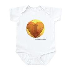 I love Tennis Infant Bodysuit