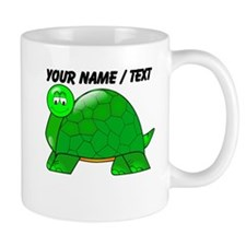 Custom Cartoon Turtle Mug