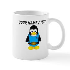 Custom Funny Penguin Mug