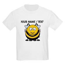 Custom Cartoon Bumble Bee T-Shirt