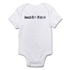 Annabelle's Nemesis Infant Bodysuit