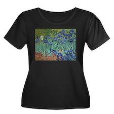 Vincent van Gogh - Irises T