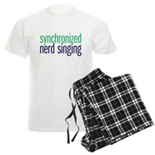 nerd singing Pajamas