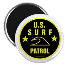 U.S. SURF PATROL Magnet