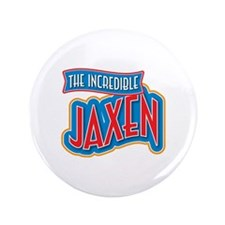 "The Incredible Jaxen 3.5"" Button (100 pack)"