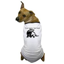 Custom Honey Badger Dog T-Shirt