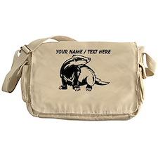 Custom Honey Badger Messenger Bag