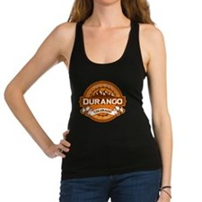 Durango Tangerine Racerback Tank Top
