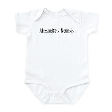 Alexandra's Nemesis Infant Bodysuit