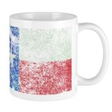 Vintage Texas Flag Coffee Mug