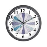 QUILT Wall Clock