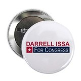 "Elect Darrell Issa 2.25"" Button (100 pack)"