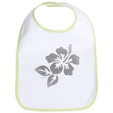 Hawaiian Flower Bib