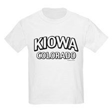 Kiowa Colorado T-Shirt