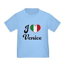 Italy I Heart Venice T