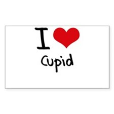 I love Cupid Decal