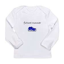 future runner.bmp Long Sleeve T-Shirt