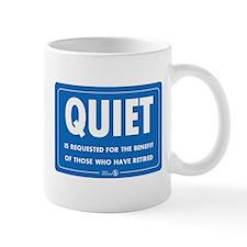 Quiet! Mug