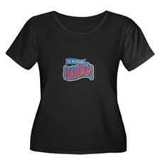 The Incredible Kaiden Plus Size T-Shirt