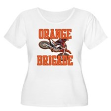 Orange Brigade Plus Size T-Shirt