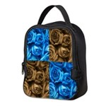Neoprene Lunch Bag Roses
