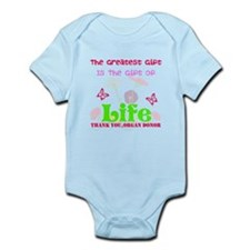 The Greatest Gift Infant Bodysuit
