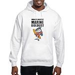 Worlds Greatest Marine Biologist Hoodie
