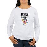 Worlds Greatest Marine Biologist Long Sleeve T-Shi