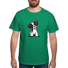 Mahogany Brittany T-Shirt