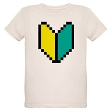 Pixel Wakaba / Shoshinsha Mark T-Shirt