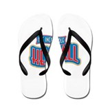 The Incredible Kendall Flip Flops