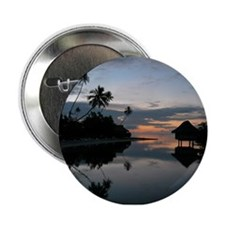 Tahiti Sunset Button