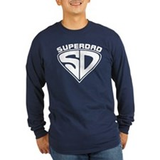 Super Dad Long Sleeve T-Shirt