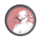Apple's Princess Wall Clock