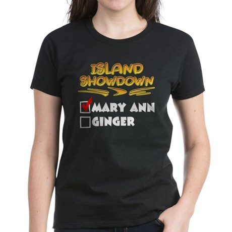 Island Showdown Women's Dark T-Shirt